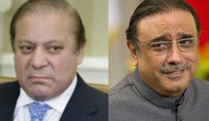 Nawaz Zardari