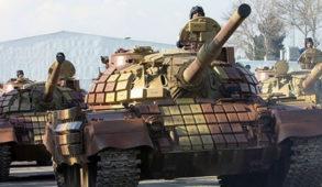 Irani Tanks