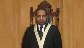 Justice Shokat Aziz